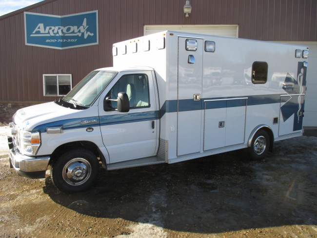 2008 Ford E450 Osage Type 3 Ambulance For Sale