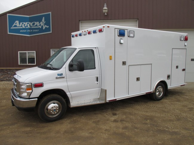 2015 Ford E450 Type 3 Ambulance