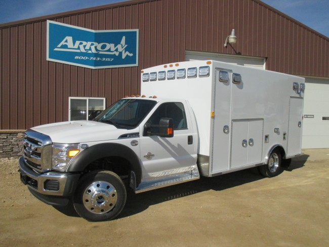 2015 Ford F450  Type 1 4x4 Ambulance For Sale