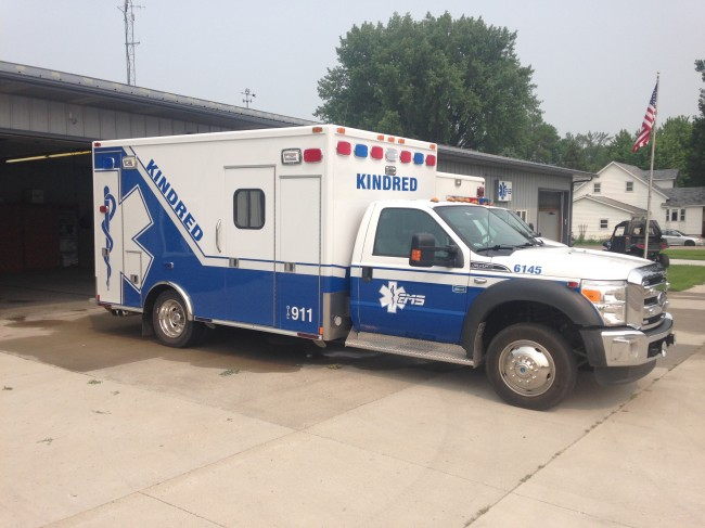 2012 Ford F450 Heavy Duty 4x4 Ambulance