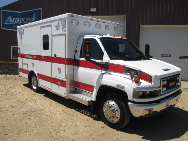 2009 Chevy C4500 AEV Type 3 Ambulance For Sale