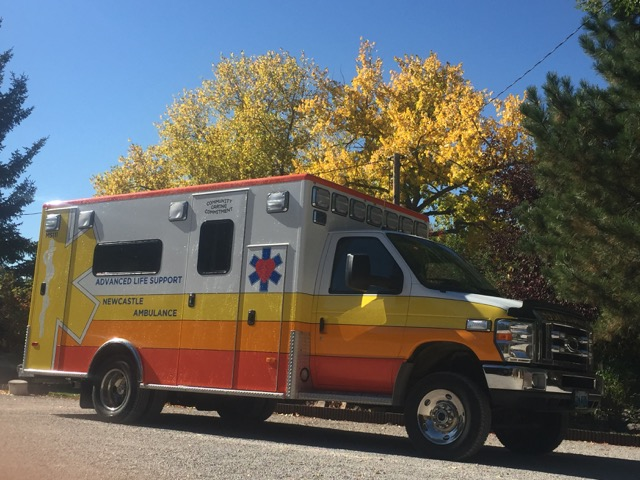 2011 Ford  E450 Type 3 4x4 Ambulance