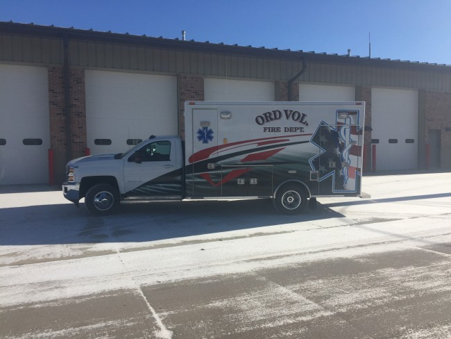 2015 Chevrolet K3500 Type 1 4x4 Ambulance