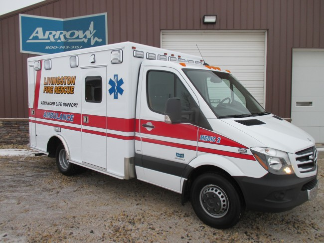 2012 Chevrolet G4500 Type 3 Ambulance