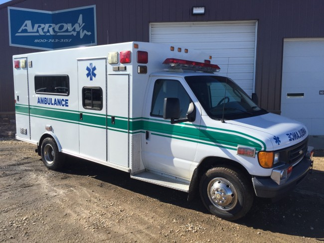 2006 Ford E350 Braun Type 3 Ambulance For Sale
