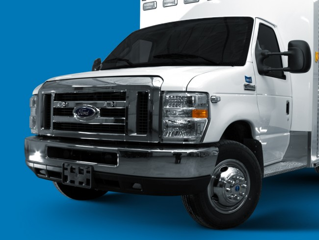 2016 Ford E450  Type 3 Ambulance For Sale